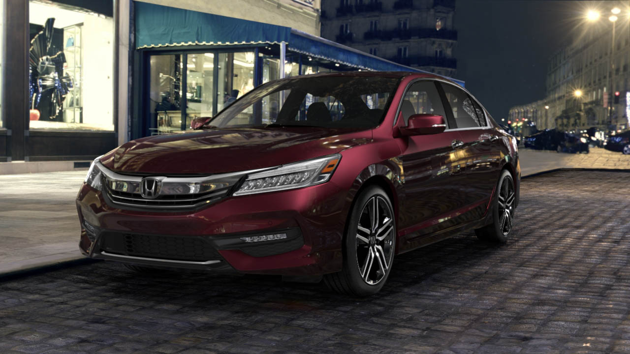 2016 honda accord the best just got better for New honda accord 2016