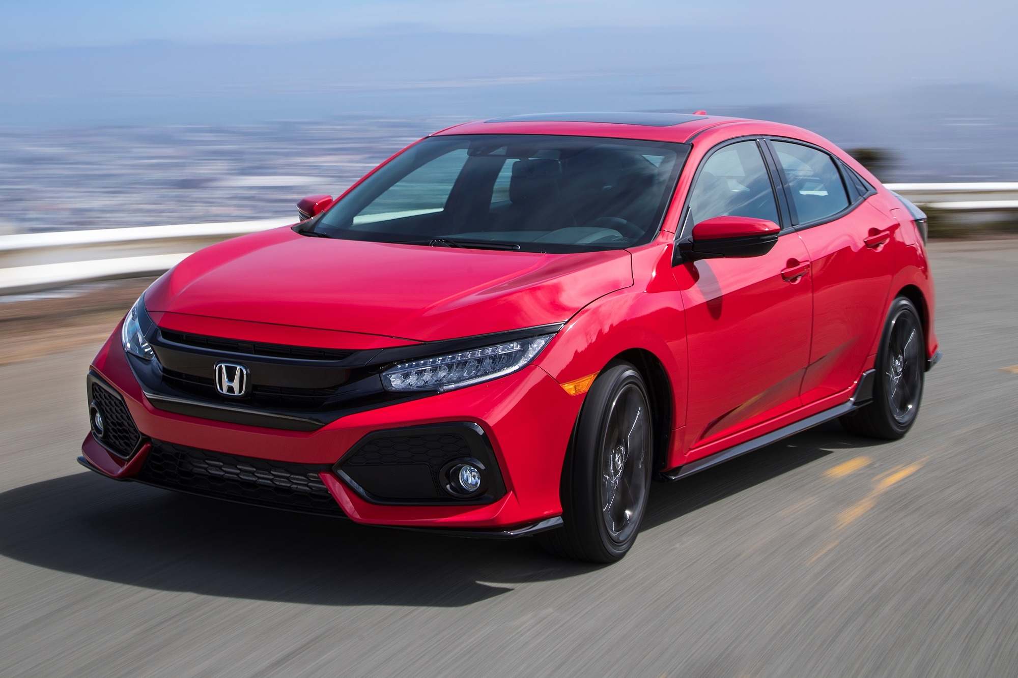 Benefits of a hatchback in the 2017 civic at asheboro for Honda civic wagon 2017