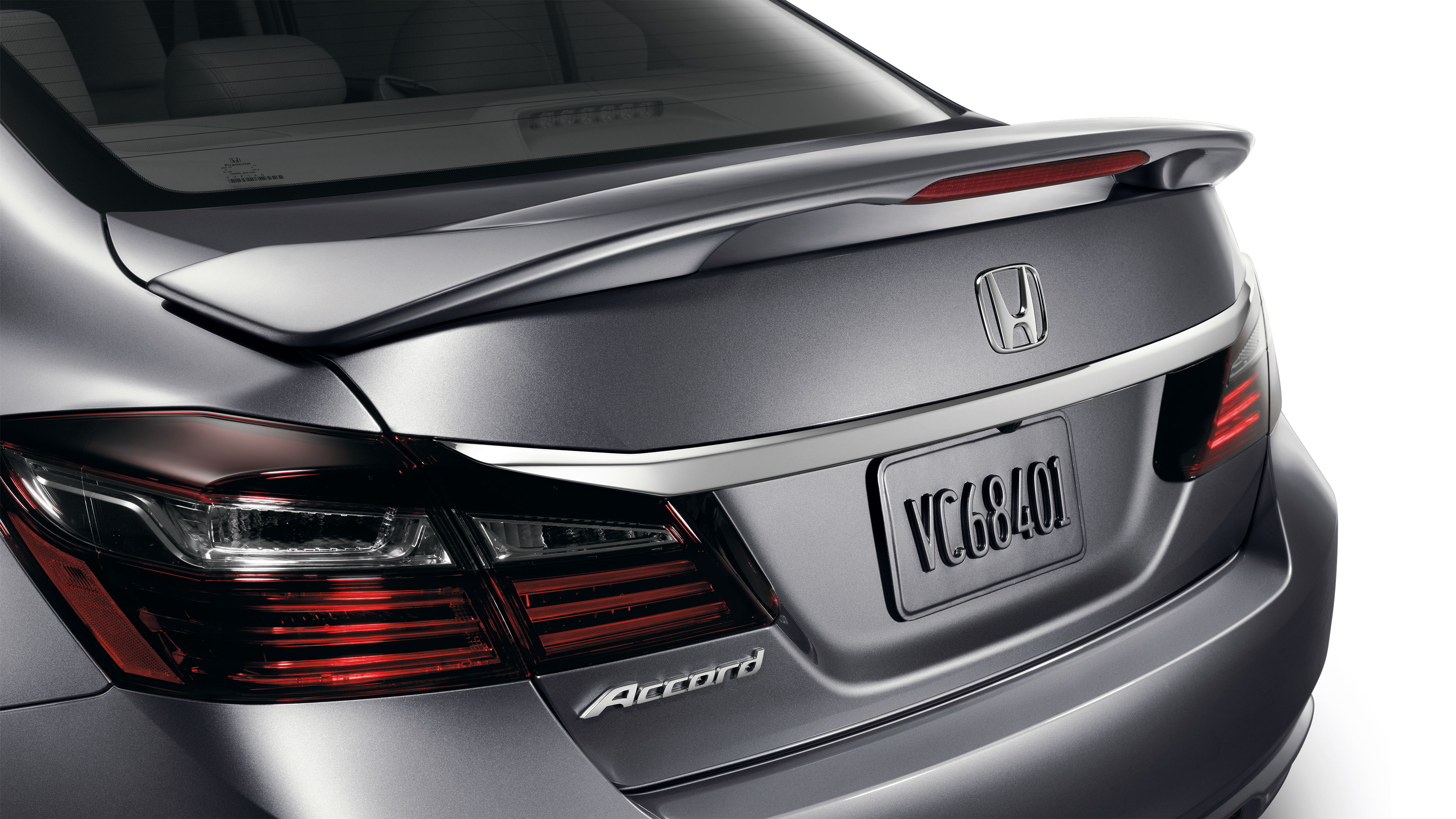 Personalize Your Honda Accord With Genuine Honda