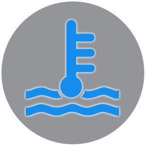 Dash Lights Icons Temp